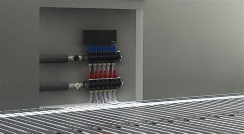 climatizzazione a pavimento climatizzazione a pavimento uponor siccus raffrescamento