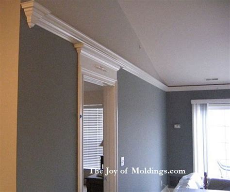 crown molding vaulted ceilings how to make a crown