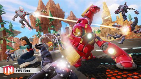Disney Infinity Marvel Ultron 30 Edition disney infinity 3 0 trailer pour le pack marvel