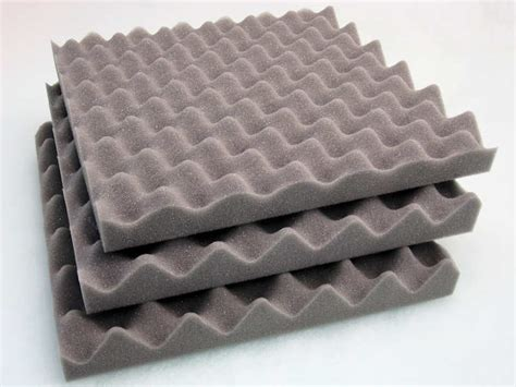 cheapest way to soundproof a room acoustic foam treatment 24 tiles spray glue ebay