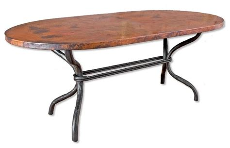 copper top dining room tables copper top dining room tables marceladick
