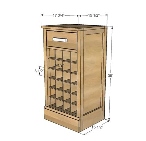diy wine cabinet plans diy wine cellar rack plans woodworking projects plans