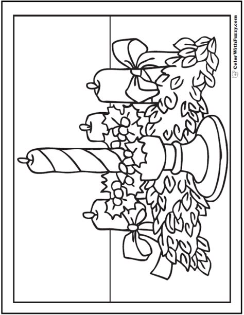 advent wreath candles coloring page christmas coloring sheets candle wreath