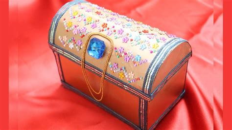 how to make cardboard jewelry boxes how to make cardboard jewelry box jewellery box at