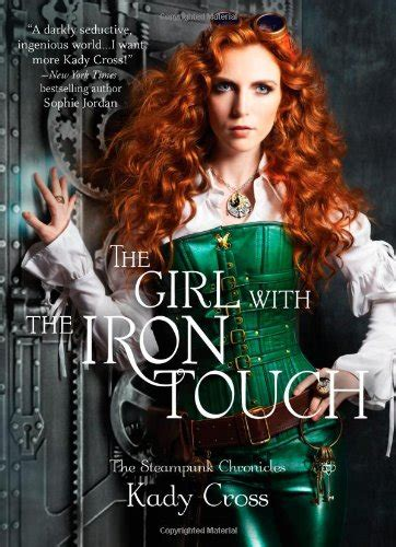 libro the iron woman libro the with the iron touch di kady cross