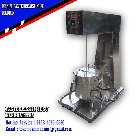 Mesin Pasteurisasi Pemanas Dengan Gas Elpiji mesin pasteurisasi murah