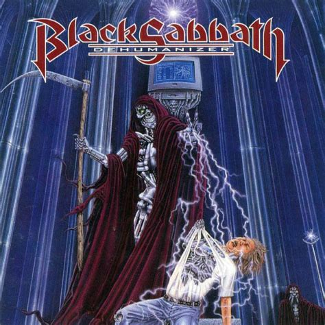 Black Sabbath 5 black sabbath uk dehumanizer stanco io o stanchi