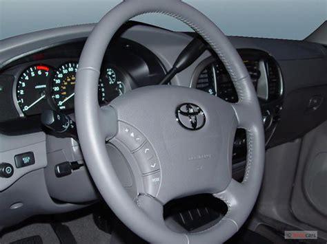 Toyota Corolla 2007 Wheel Size Image 2005 Toyota Sequoia 4 Door Limited Natl Steering