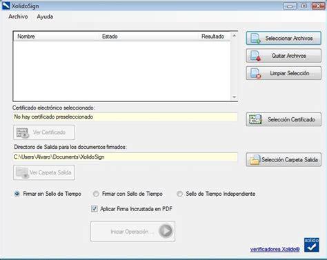 firma digital de documentos certisur herramienta para firma digital de documentos con dni