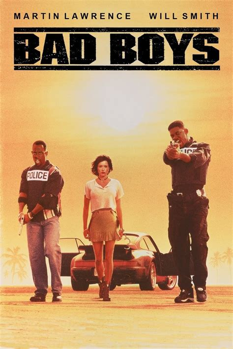 Bad Boys 1995 Posters The Movie Database Tmdb Bed Boy