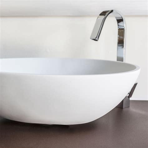 lavabo bagno resina lavabo da appoggio in resina cip 236 sodo a prezzo scontato