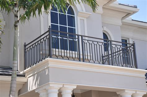exterior banister image gallery exterior railings