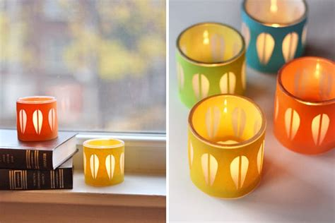 Lilin Metalic by 25 Beautiful Candle Holders You Can Diy Brit Co