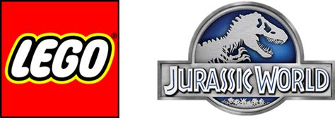 lego jurassic world logo lego jurassic world awesome vip tour of park trailer