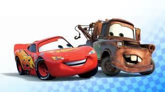 Lightning Mcqueen Outdoor Car Cars Lightning Mcqueen Mater Wall Poster
