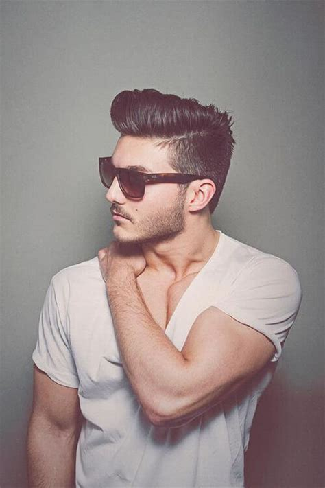 trending hairstyles for 45 45 popular men s hairstyle inspirations 2014