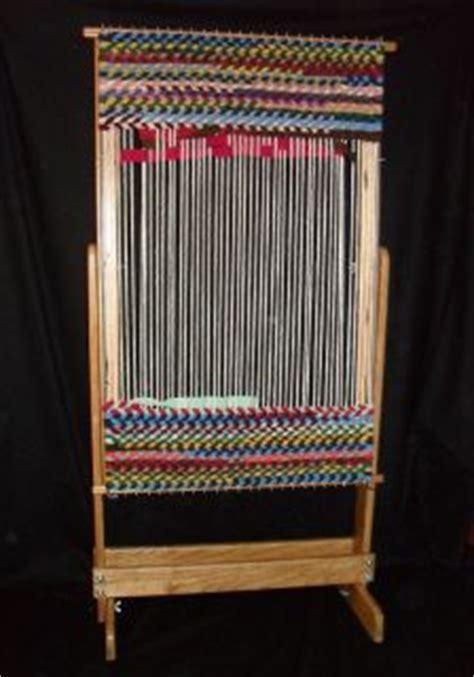 weaving rag rugs frame loom shantelie icord twined rug on personal frame loom weaving rugs