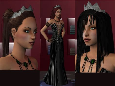 sims 2 hairstyles hair is our crown mod the sims testers wanted crown mesh for every hairstyle