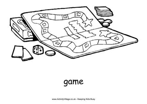coloring pictures online games coloring pages board game colouring page coloring page