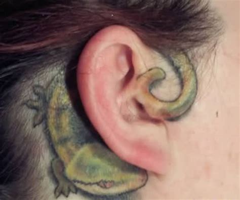 southpaw tattoo behind ear small tattoos for women behind ear