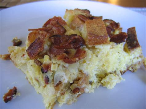 egg strata casserole make ahead breakfast for new year s day hangover