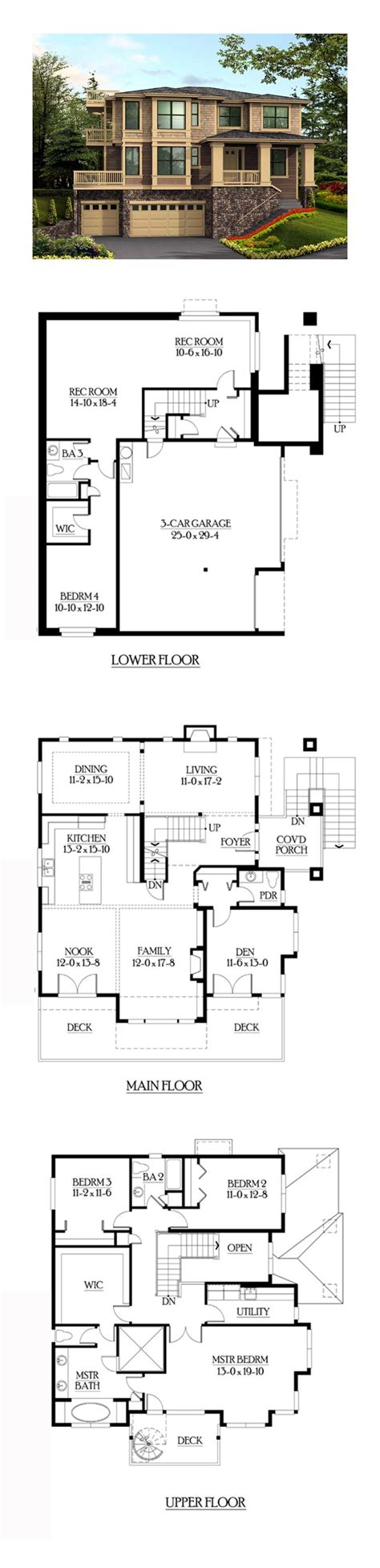 House Plans With Basement by Best 25 Basement House Plans Ideas On Pinterest House