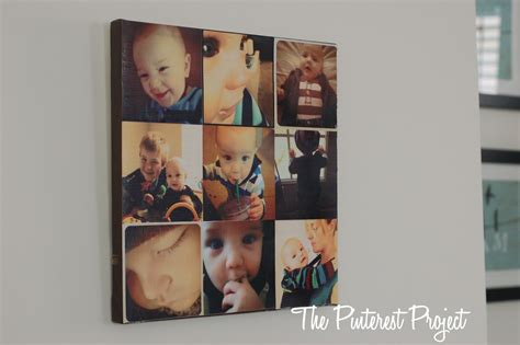 canva photo collage instagram photo collage canvas the pinterest project