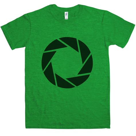 Tshirt Aperture aperture science logo t shirt ebay
