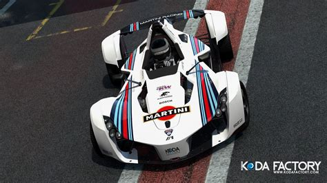 martini racing koda factory bac mono martini racing pc a r s