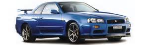 Nissan R34 Gtr R34 Gtr Nissan Skyline Specifications Images Information