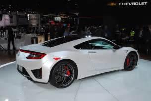 Acura Zsx Detroit 2016 Acura Nsx Gtspirit