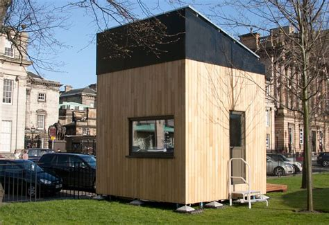 Microhouse london s 3 meter micro cube house produces more energy