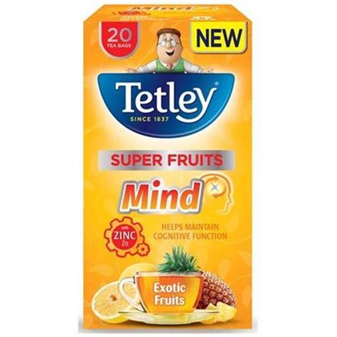fruit zinc tetley fruits tea mind fruits with zinc ref