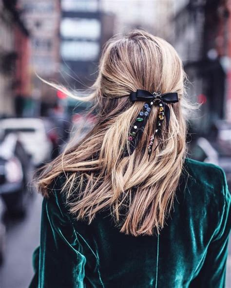 ribbon hairstyles mane addicts the prettiest ribbon hair ideas from