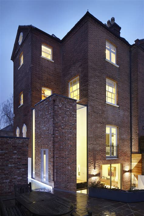 Split Level Homes gallery of the lantern fraher architects 4
