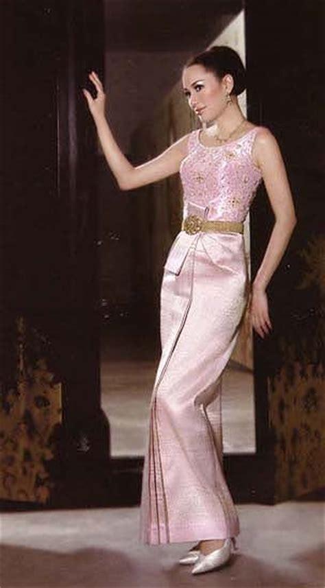 Dress Bangkok Bkk 0023 ramthai bangkok thailand the marketplace for traditional thai dresses