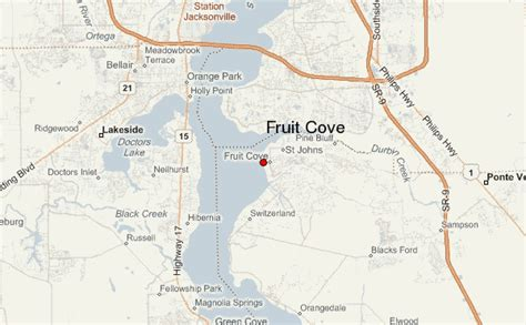 fruit cove fl fruit cove location guide