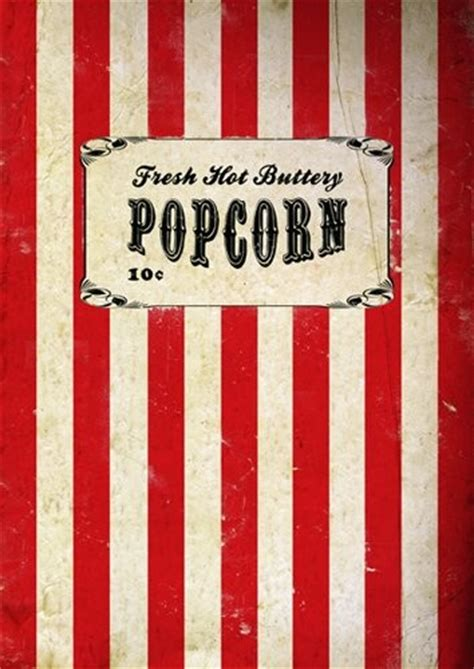 Home Design And Remodeling Show Tickets by Vintage Popcorn Movie Poster Eclectic Prints And