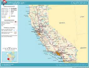printable map of california cities printable maps reference