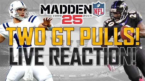 The Golden Ticket Andrew Gn Pulls Out The Showstoppers by Mut 25 Two Golden Ticket Pulls With Live Reaction Ed