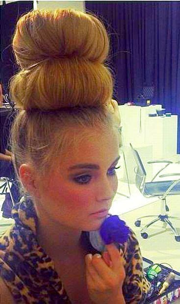 big bun hairstyles 630 best images about bun hairstyles on