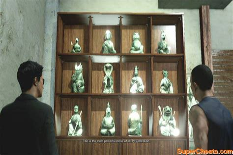 sleeping dogs walkthrough jade statues sleeping dogs guide