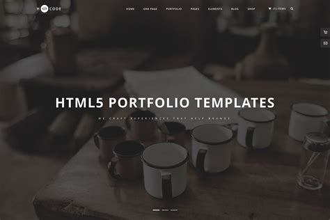 free html5 portfolio template 18 best portfolio website templates html wordpress