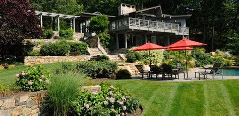 terraced backyard garden how to turn a steep backyard into a terraced garden