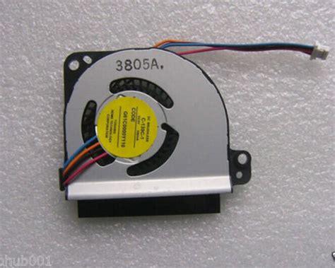 genuine cpu cooling fan for toshiba portege z830 z835 z930 z935 series laptop