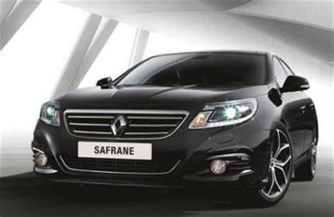 renault safrane arrives  saudi