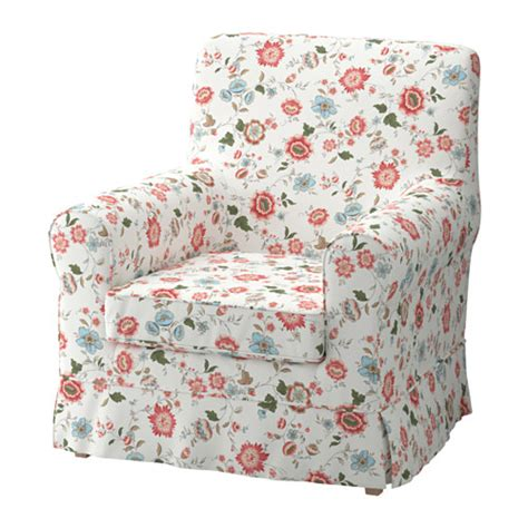 sofa farbig jennylund chair cover videslund multicolor ikea