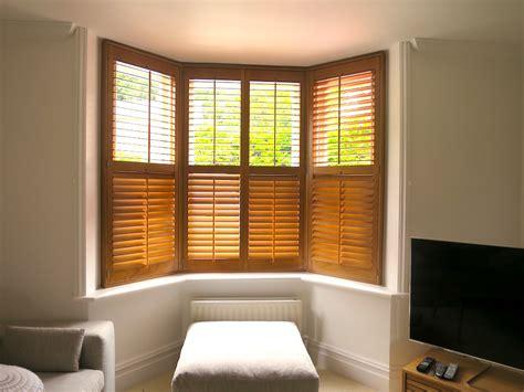 Blinds For The Bathroom Bay Window Plantation Shutters Hampshire Dorset