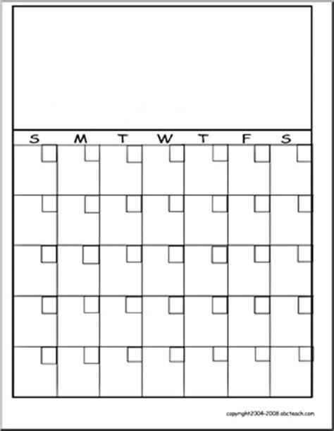 blank calendar template portrait best 25 blank calendar ideas on free blank