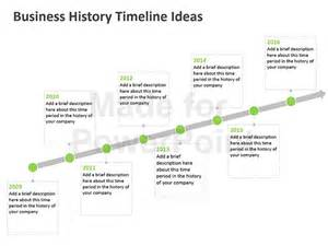 powerpoint templates history business history timeline templates